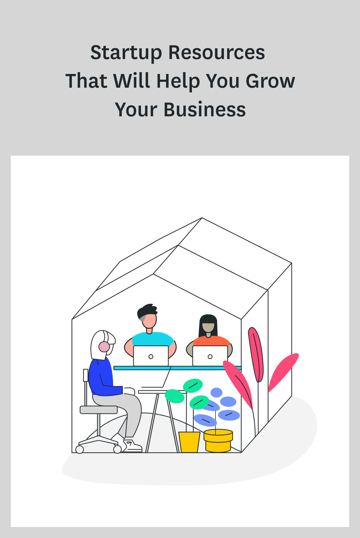 Starting a business is tough. With the right startup resources by your side, you'll be able to work faster and earn sooner. Click through and read now so you don't end up like the 90% of startups that fail to thrive. #startup #entrepreneur