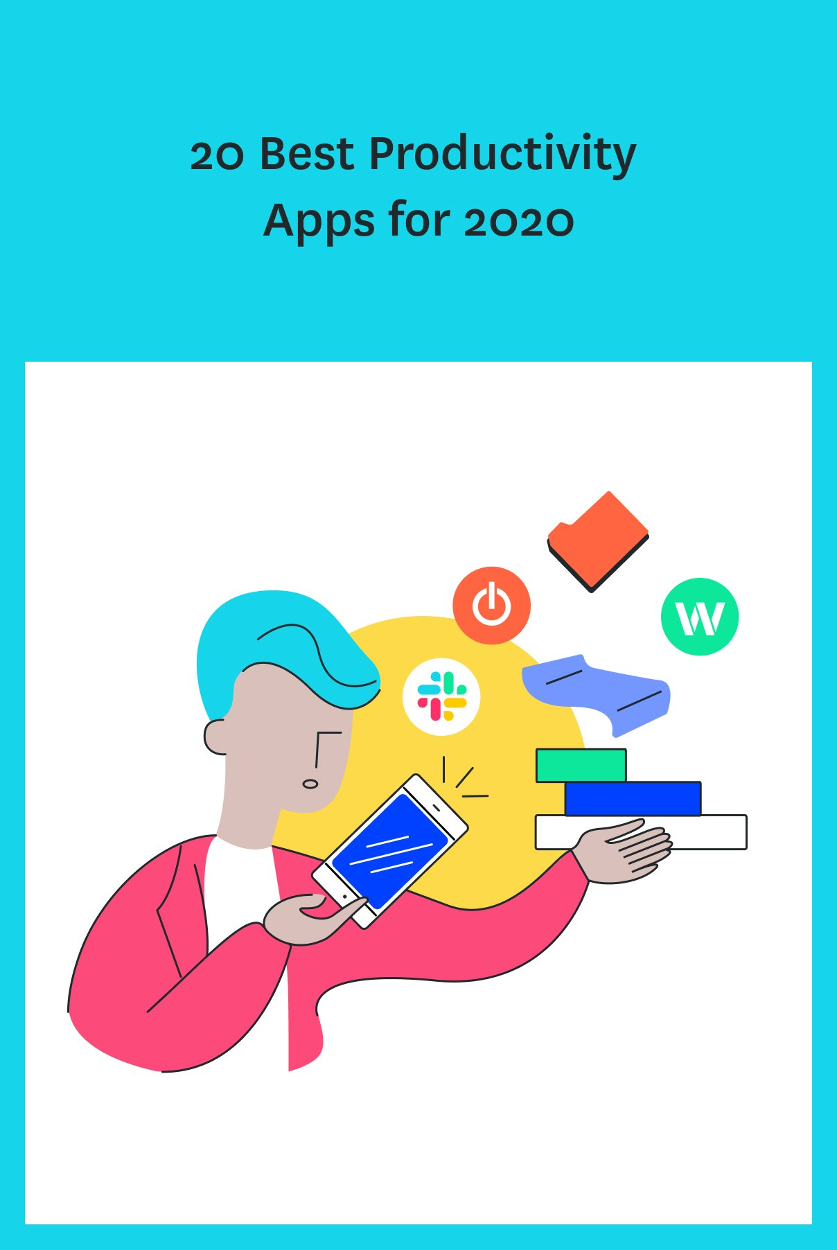 Best Bookmark Manager 2020.20 Best Productivity Apps For 2020 Teamweek Blog